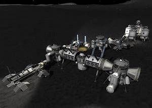 Mun Base and More - Space Bases and Stations - Kerbal ...