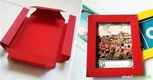 Bilderrahmen Basteln Kinder : 3d bilderrahmen mit origami selber falten ohne kleber ~ Lizthompson.info Haus und Dekorationen