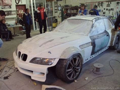 Ambitious 18 Year Old Builds V10-powered Bmw Z3