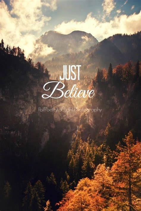 Just Believe Pictures, Photos, and Images for Facebook ...