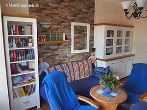 Wohnzimmermöbel Weiß Holz : abgefahren au ergew hnliche 2 farbige m bel massiv aus holz ~ Frokenaadalensverden.com Haus und Dekorationen