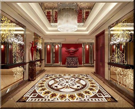 floor custom european classic pattern marble mosaic