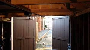 automatic carriage door opener youtube With automatic carriage garage doors