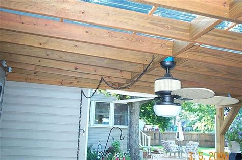 plug in outdoor ceiling fan ceiling fans that plug into outlets page 2 do it