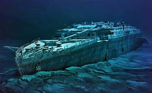 Dive Into The Past Of Titanic For  105 000