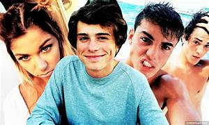 Jack Dail DRAGS the Dolan Twins & Andrea Russett - She ...