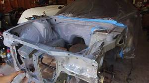 240sx Engine Bay Painting  Part 1