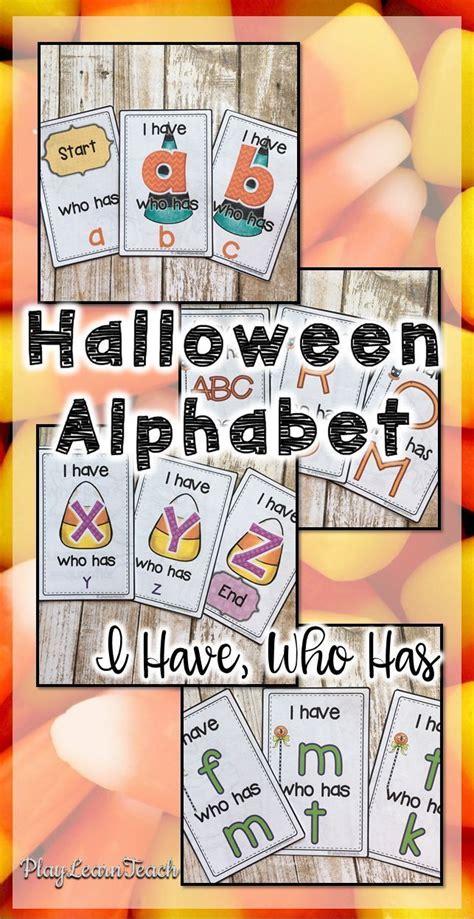 halloween alphabet      images alphabet