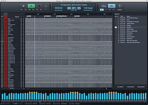 Presonus Capture 2.0 Live Recording Software Adds Major