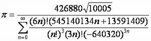 Zahl Pi Berechnen : kreiszahl pi ludolfsche zahl a000796 ~ Themetempest.com Abrechnung