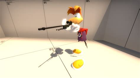 rayman counter strike global offensive skin mods