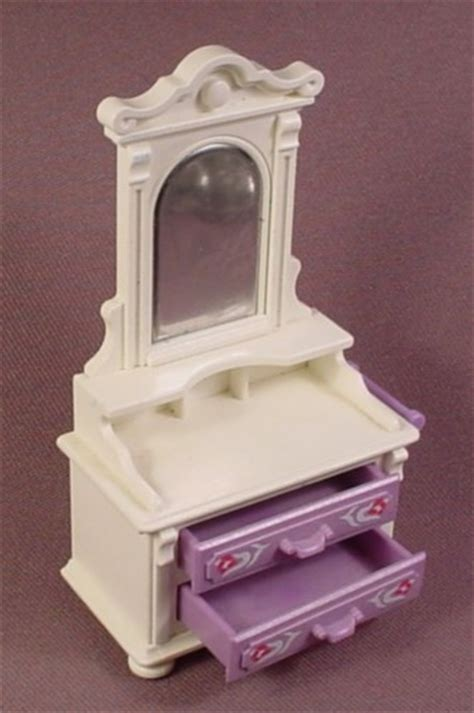bureau playmobil playmobil white bureau dressing table purple