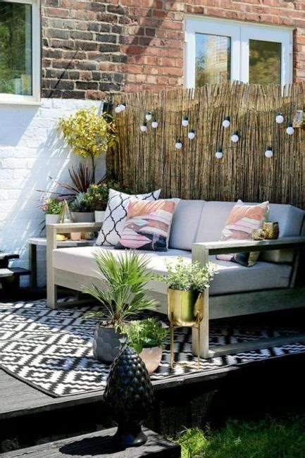 practical decorating ideas  small wooden decks outdoor