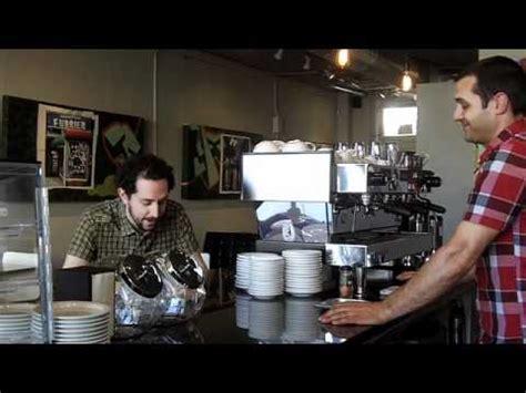 Trust me, it's worth it. Thrillist - 2914 Coffee - Denver, CO - YouTube