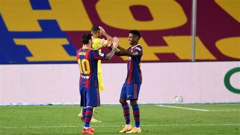 Barcelona vs. Villarreal - Resumen de Juego - 27 ...