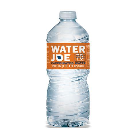 Water Joe Caffeinated Water :: Beverages Direct