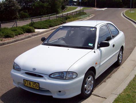 1998 Hyundai Excel 3 Door Hb, Auto & A/c