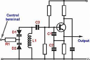 voltage controlled oscillator pll vco design radio With high precision voltage controlled oscillator vco