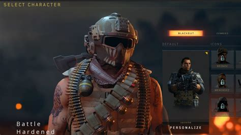 skins blackout ops battle duty call characters poker chips character unlock hardened pass pcgamesn royale number missions