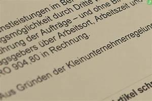 Umsatzsteuerbefreit Nach 19 Ustg Rechnung : umsatzsteuerbefreit nach 3 formulierungen f r ihre ~ Themetempest.com Abrechnung