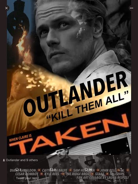 Pin by Pam Reynolds on Outlander memes   Outlander, Sam ...