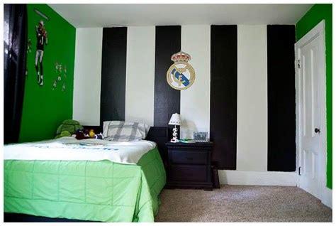habitaciones ninos decoradas tema futbol  decoracion
