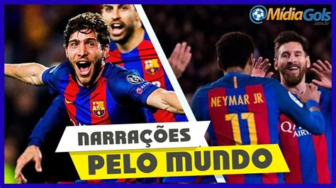 Barcelona 6 X 1 Psg Gols (8.4 MB) Free Mp3 Download