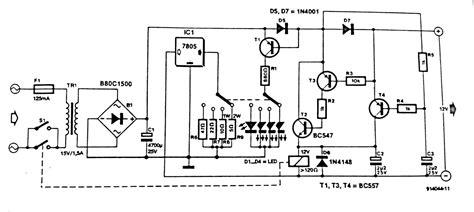 automatic battery charger circuit diagram circuit diagramz