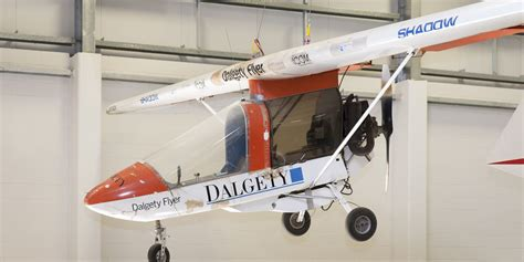dalgety flyer ultralight aircraft maas collection