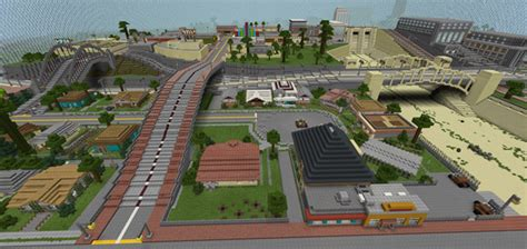 gta san andreas creation minecraft pe maps