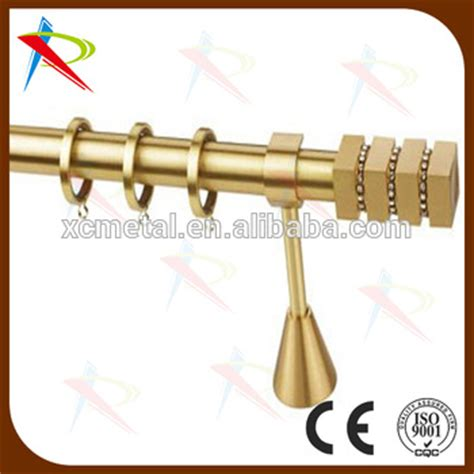 gold greece tension curtain rod buy tension