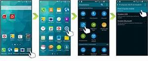 Partage De Connexion Samsung A5 : comment utiliser votre samsung galaxy a3 ou a5 comme modem ~ Medecine-chirurgie-esthetiques.com Avis de Voitures