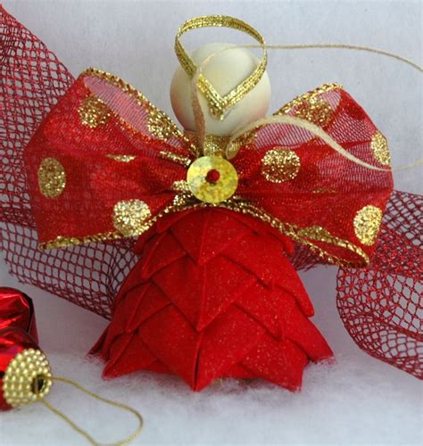 sew quilted angel ornament kit  instructions jewel