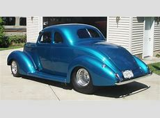 1938 Ford 5W Standard Coupe