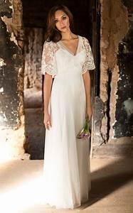 vintage hippie wedding dresses boho wedding dress fairy With vintage hippie wedding dresses