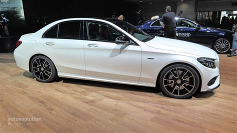mercedes  amg matic sedan finally arrives