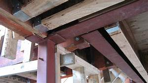 structure – steel to TJI connection « home building in