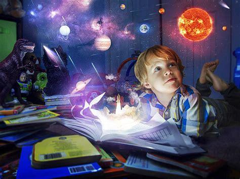 Как развить фантазию Как развить воображение Зачем нужна