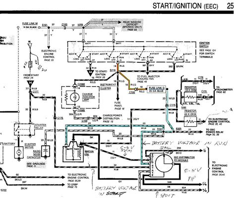 1986 Ford F150 Wiring Diagram by 1986 F150 X4 Wiring Issue Ford F150 Forum Forums And