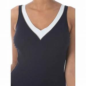 Maillot De Bain Bleu Marine : livia maillot de bain 1 piece livia bleu marine tamarindo ~ Dallasstarsshop.com Idées de Décoration