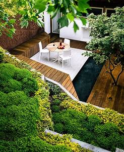 Idée Jardin Zen : tarrasse jardin zen ~ Dallasstarsshop.com Idées de Décoration