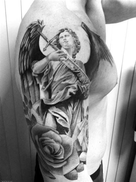 guardian angel tattoos collection
