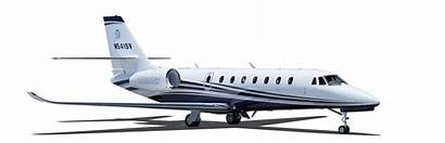 Sovereign Cessna Citation Interior Jets Aircraft