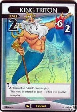 cardking triton kingdom hearts wiki  kingdom hearts