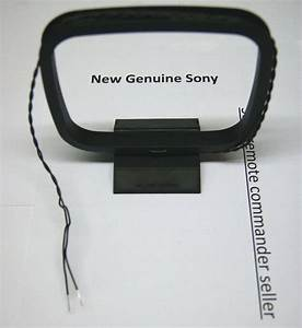 Sony Am Loop Aerial Antenna For Hcd