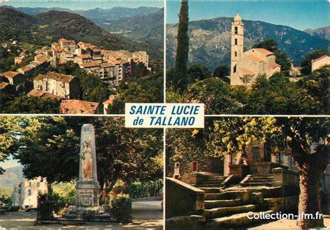 Delce Cartes Postales Europe by Cpsm 20 Quot Corse Ste De Tallano Vues Quot 20