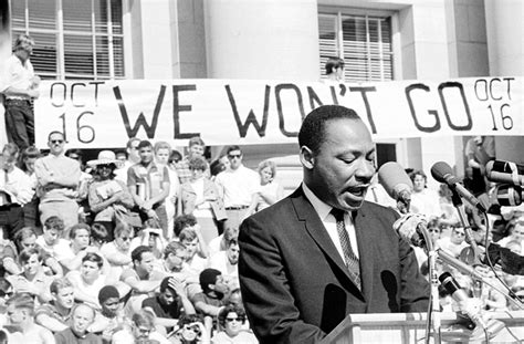 martin luther king jr   black activists  led