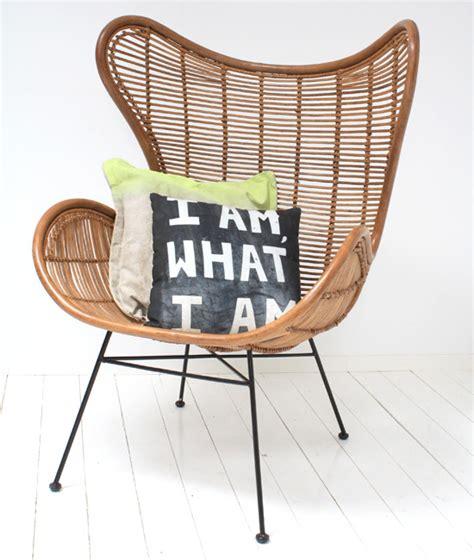 rattan egg wing egg chair rotan inspiraties showhome nl