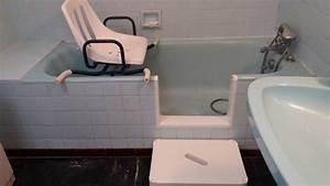 Baignoire Avec Porte Pour Senior : d coupe de baignoire pour pose d 39 une porte tanche ~ Premium-room.com Idées de Décoration