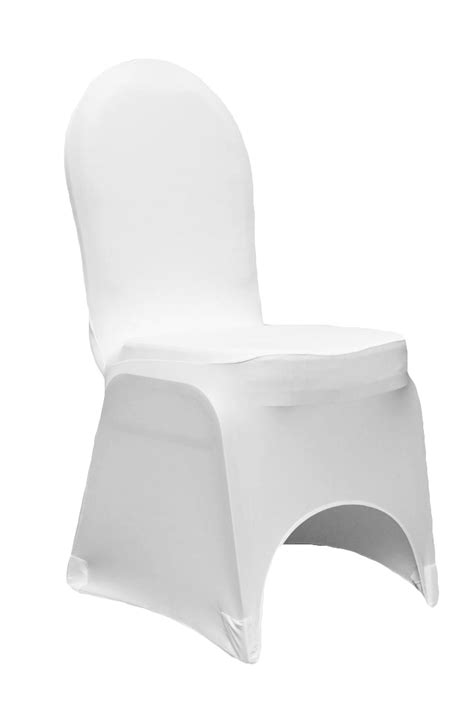 spandex banquet chair cover white at cv linens for awesome property covers wholesale ideas
